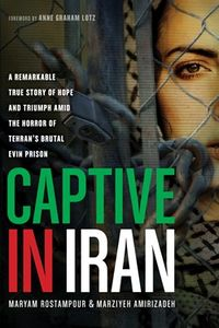 Cover of the book Captive in Iran. / Tyndale.