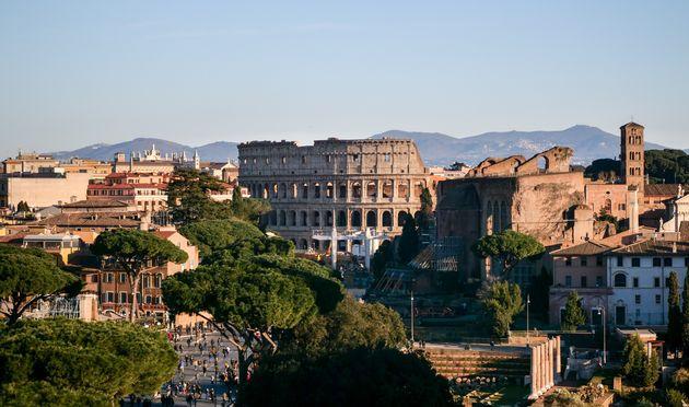 Rome. / Cosmin Serban. Unsplash (CC0).,