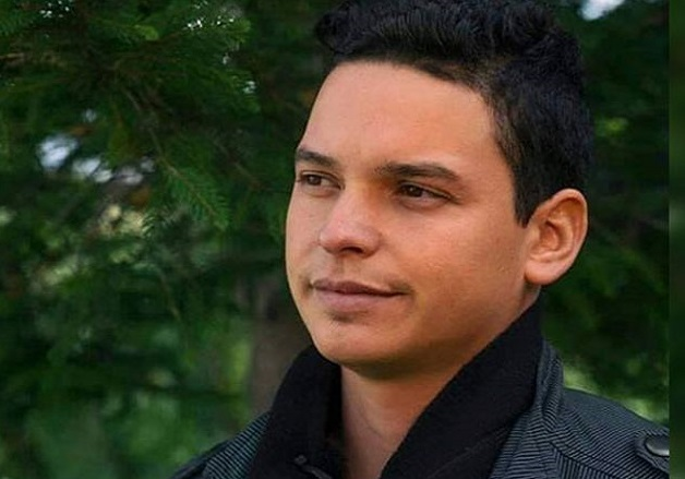 Cuban journalist Yoé Suárez.,