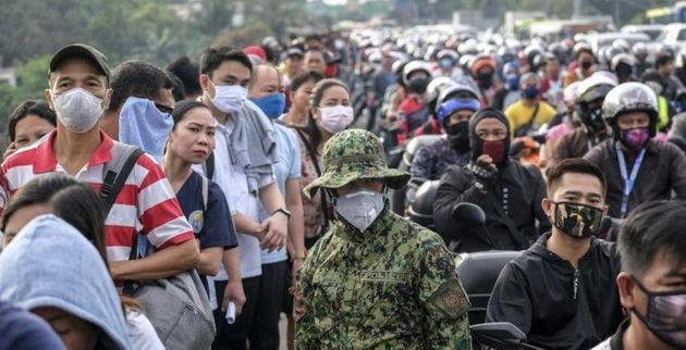 The Philippines is one of the countries in southeast Asia which has put in place one of the strictest security measures in the pandemic. /  @Cronistacom,