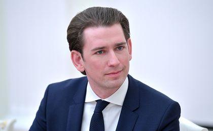Austrian Chancellor Sebastian Kurz tanked religious communities for their cooperation. / Wikipedia.