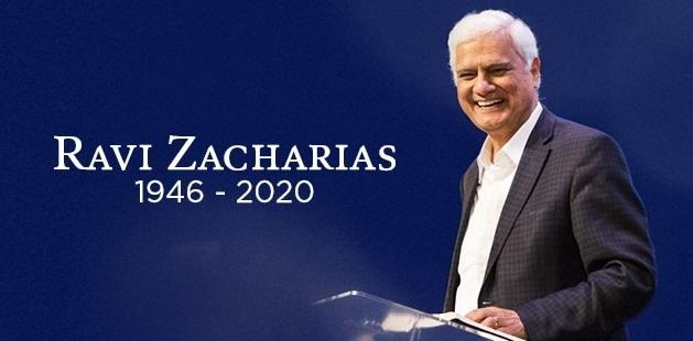 Ravi Zacharias (1946-2020). / Facebook RZIM