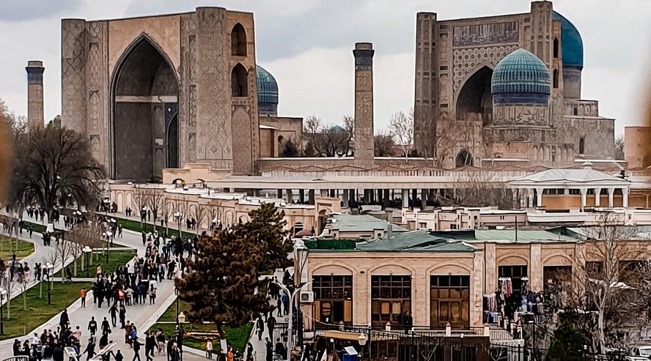 "A view of Tashkent, capital city of Uzbekistan. / <a target=""_blank"" href=""https://unsplash.com/@jst_yumi"">Yumi Kim</a>, Unsplash, CC0,"