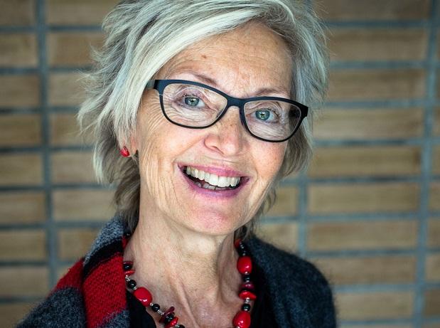 Margunn S. Dahle. / Photo: Damaris Norge