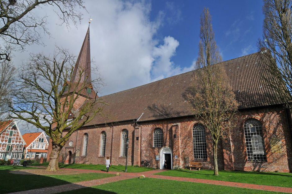 """An EKD church in Germany. / <a target=""""_blank"""" href=""""https://www.facebook.com/ekd.de"""">Facebook EKD</a>.,"""
