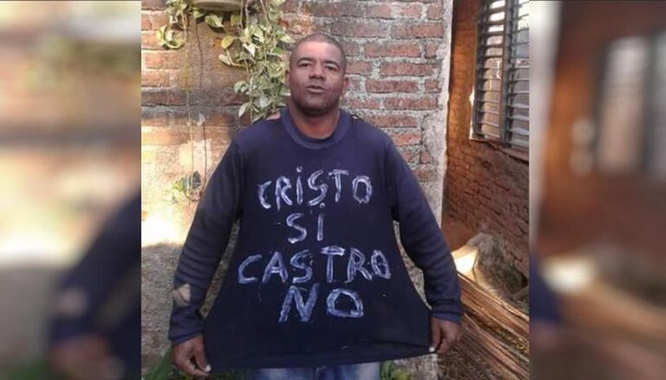 Yosvany Arostegui Armenteros.,