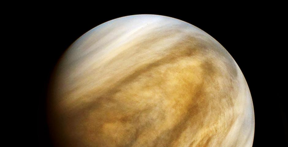 Planet Venus. / Pablo Carlos Burdassi, Wikipedia (CC 4.0),