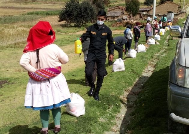 Over 325,000 deaths as Latin America struggles to control Covid-19