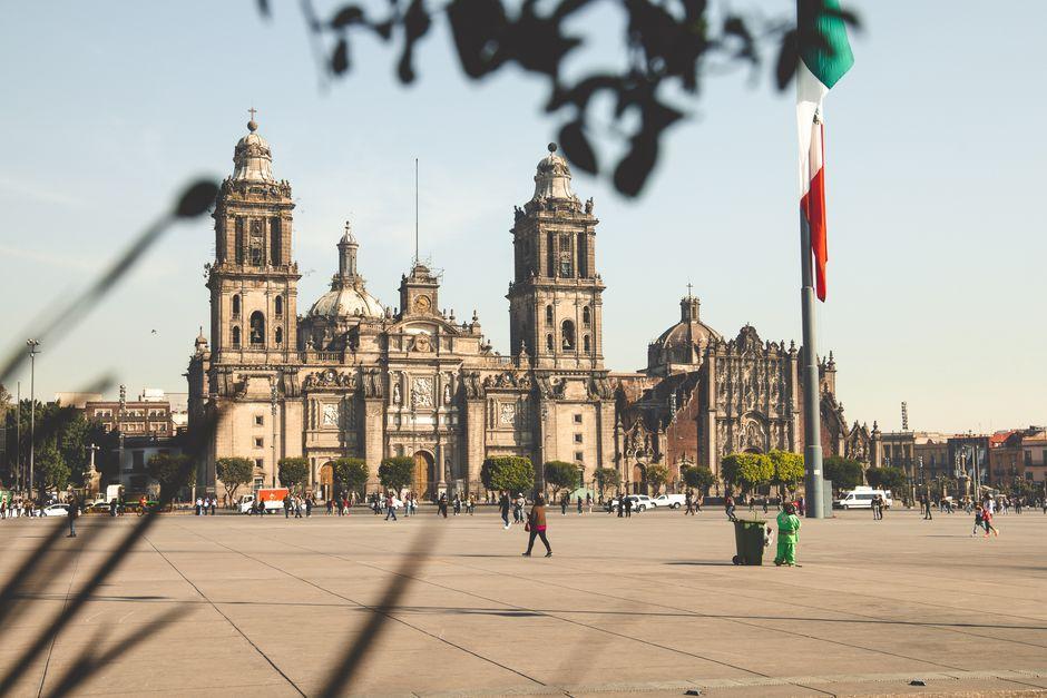 "Mexico City, Mexico <a target=""_blank"" href=""https://unsplash.com/@bk_advtravlr"">Bhargava Marripati</a>, Unsplash CC0.,"