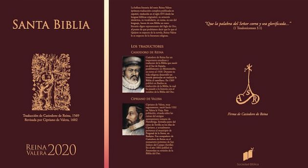 """The Reina-Valera 2020 Bible responds to the needs and challenges of our time"""