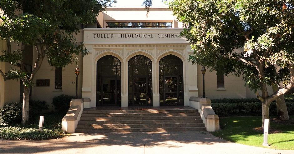 A building of the Fuller Theological Seminary in Pasadena, California. / Bobak Ha'eri, Wikipedia, CC,