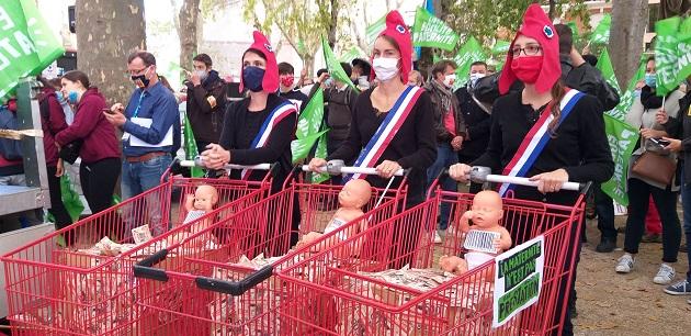 Evangélicos participaram de manifestações contra a nova lei de bioética da França