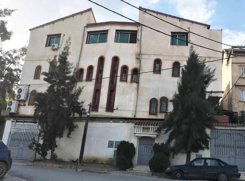 "The Protestant Church of the Full Gospel of Tizi- Ouzou was also closed in October 2019. / <a target=""_blank"" href=""https://morningstarnews.org/"">Morning Star News</a>.,"