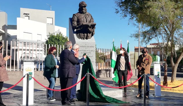 First ever monument to a Reformer inaugurated in Spain