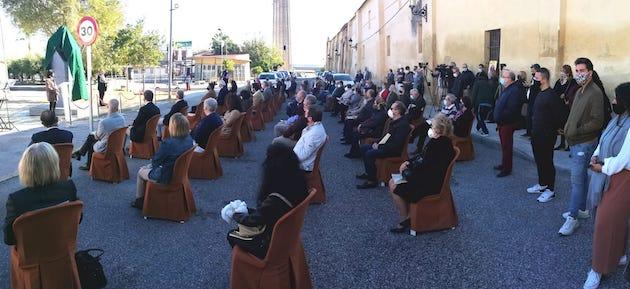 Primer monumento a un reformador inaugurado en España