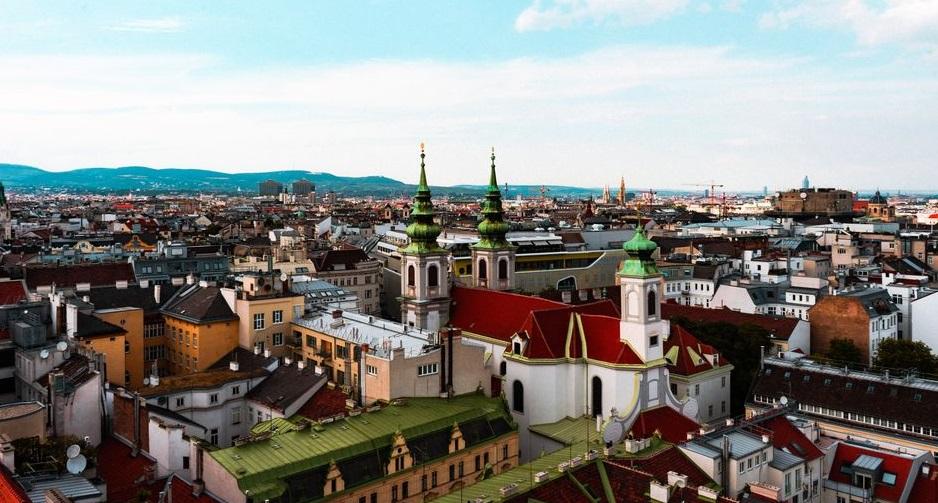 "Vienna, Austria. /  <a target=""_blank"" href=""https://unsplash.com/@laup"">Paul Volkmer</a>, Unsplash CC0.,"