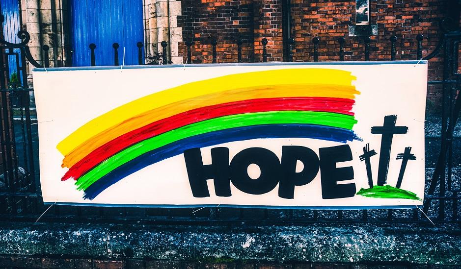 "A church in Belfast, Northern Ireland. / <a target=""_blank"" href=""https://unsplash.com/@kmitchhodge"">K. Mitch Hodge</a>, Unsplash, CC0,"