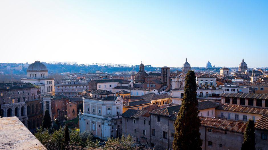 """Rome, in Italy. /  <a target=""""_blank"""" href=""""https://unsplash.com/@agathadepine"""">Ágatha Depiné</a>, Unsplash CC0.,"""