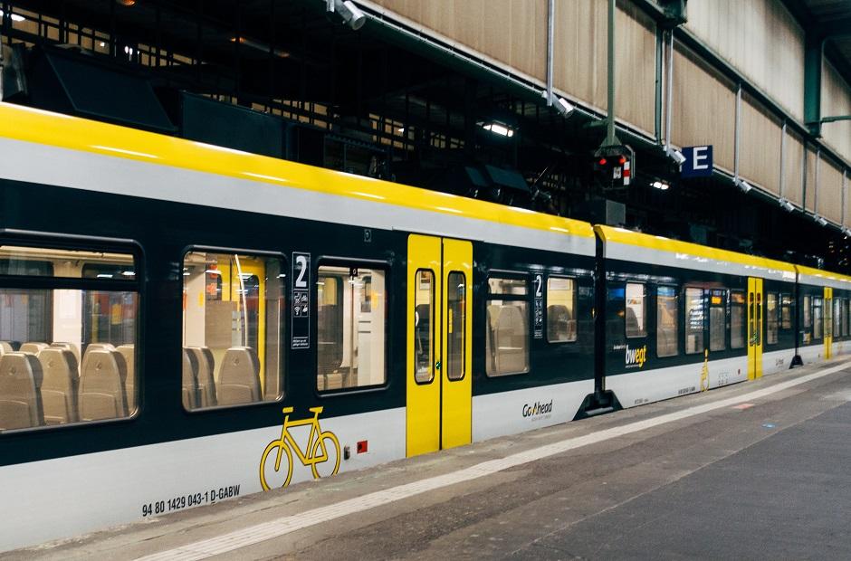 "A train station in Stuttgart, Germany. / <a target=""_blank"" href=""https://unsplash.com/@markuswinkler"">Markus Winkler</a>,"