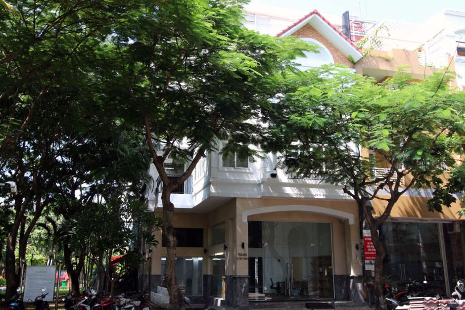 "The Christian public library in Ho Chi Minh City. /<a target=""_blank"" href=""https://biblevietnam.org/en/"">Bible Society Vietnam</a> .,"