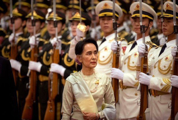 Military seizes power in Myanmar