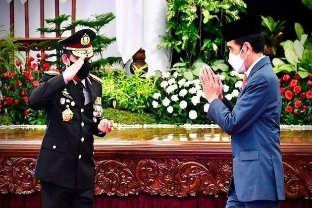 Indonesia names an evangelical as the head of national police