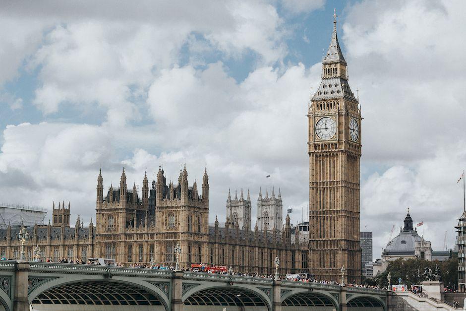 "Westminster Parlamient, London./  <a target=""_blank"" href=""https://unsplash.com/@marcin"">Marcin Nowak</a>, Unsplash CC0.,"