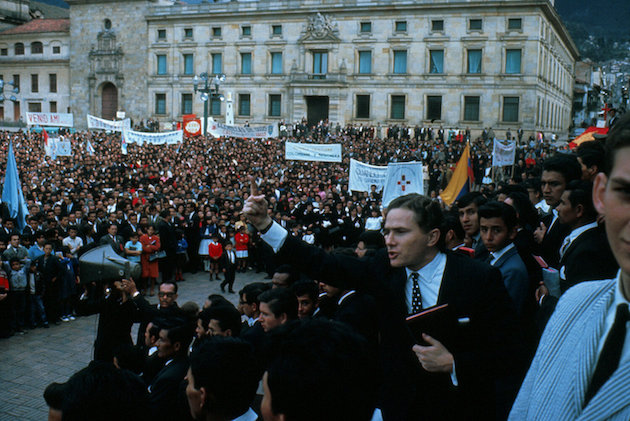 Luis Palau (1934-2021), from Argentina to the world