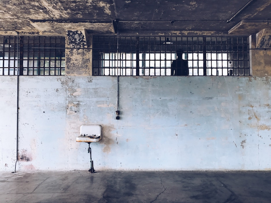 """An image of the old Alcatraz prison in California, the state with the most people on death row./  <a target=""""_blank"""" href=""""https://unsplash.com/@maxbabichev"""">Maxim Babichev</a>, Unsplash CC0.,"""