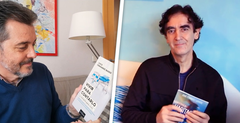 Jorge Fernández and Jaime Fernández share their experiences with having Covid-19.,
