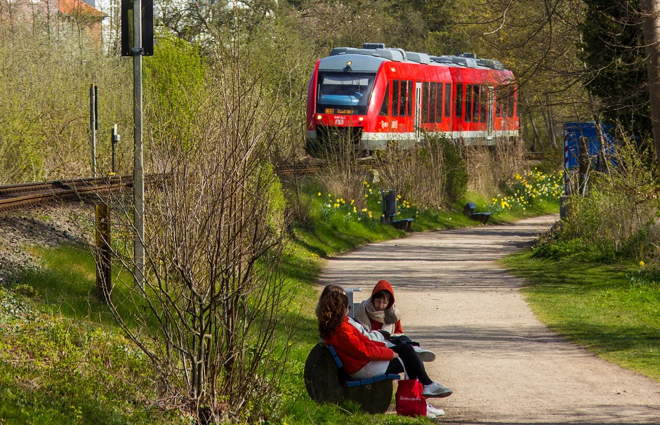 """Young people in Plön, Germany. / Photo: <a target=""""_blank"""" href=""""https://unsplash.com/@ourselp"""">Philip Oursel</a>, Unsplash CC0.,"""