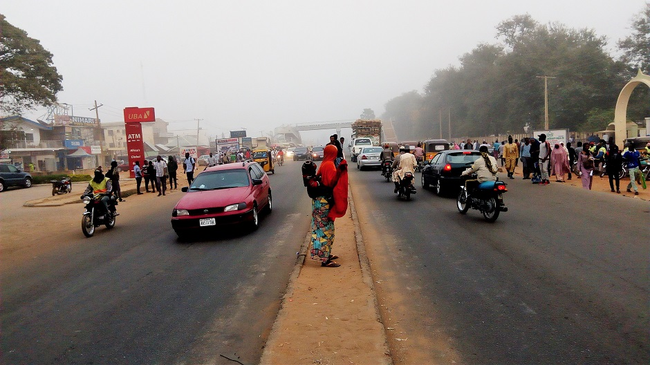 "A city in the Nigerian State of Kaduna. / Photo: <a target=""_blank"" href=""https://commons.wikimedia.org/wiki/File:Life_in_Zaria,_Kaduna.jpg"">Daniel Tobi Onipe</a>, Wikimedia, CC,"