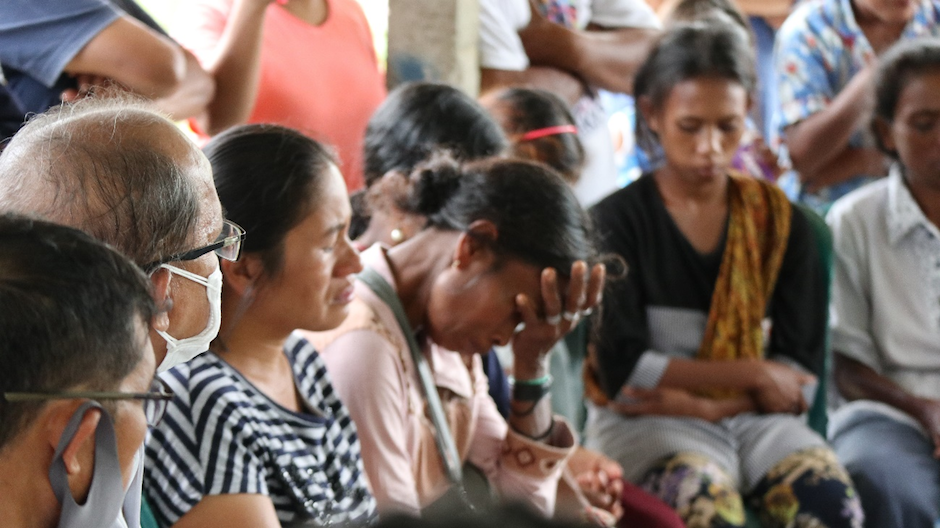 Persecution of religious minorities has intensified with the Covid-19 pandemic, according to the latest USCIRF annual report. / Photo: Open Doors.,