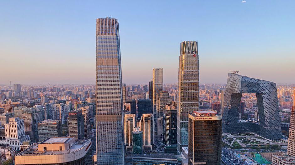 Pékin, Chine.  / Photo: <a target=