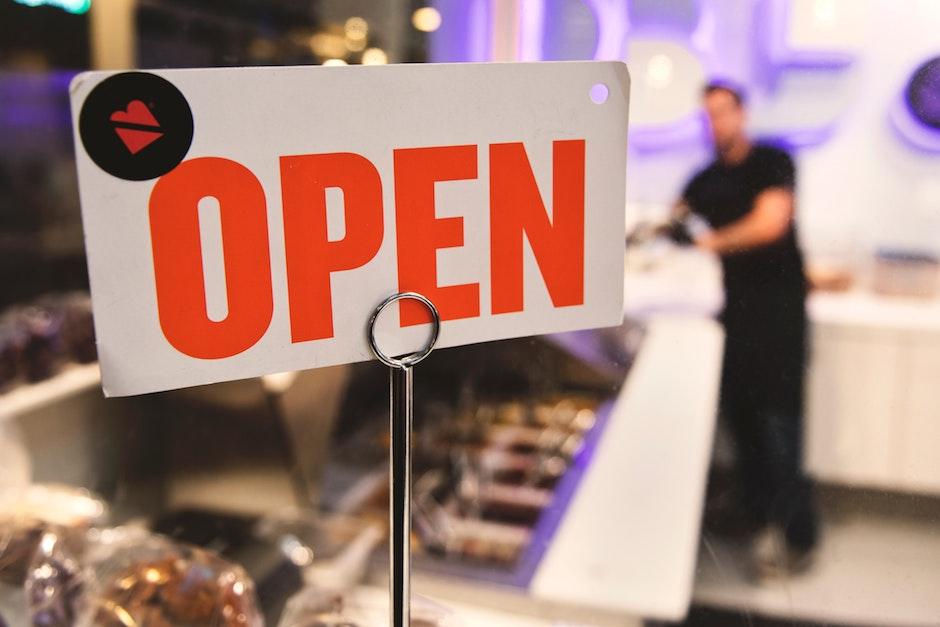 "A growing number of shops are opening on Sundays. / Photo: <a target=""_blank"" href=""https://unsplash.com/@timmossholder"">Tim Mossholder</a>, Unsplash, CC0,"