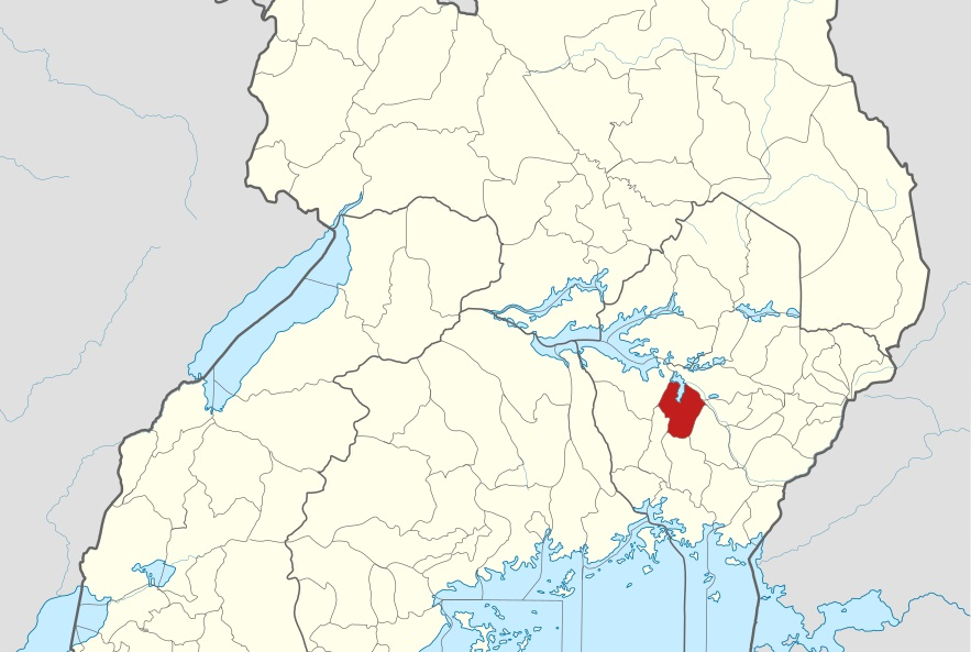 Kaliro District, Uganda. / OpenStreetMap contributors, Jarry1250, NordNordWest Wikipedia, via Morning Star News,