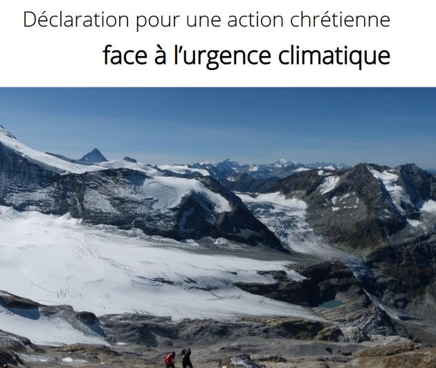 Swiss evangelicals launch declaration for action on climate change