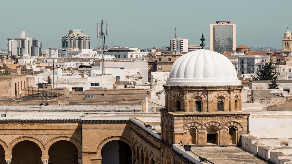 "Tunis, Tunisia. / Photo: <a target=""_blank"" href=""https://unsplash.com/@jamillatrach"">Latrach Med Jamil</a>, Unsplash, CC0,"