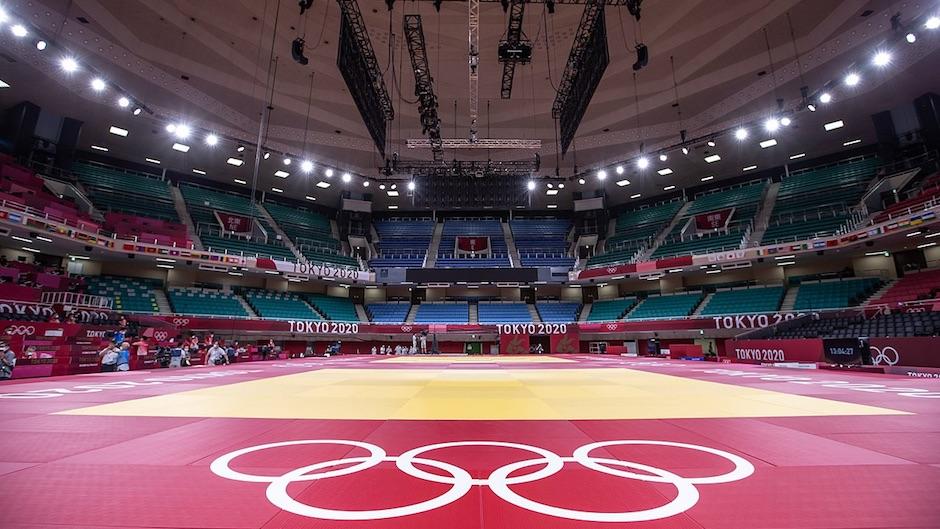 A Tokyo 2020 Olympic Games stadium. / Photo: Secretaría de Deportes, Wikimedia Commons,