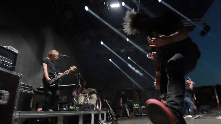 """A picture of rock band Kutless during a show. / Photo via <a target=""""_blank"""" href=""""https://gna.news/"""">GNA</a>,"""