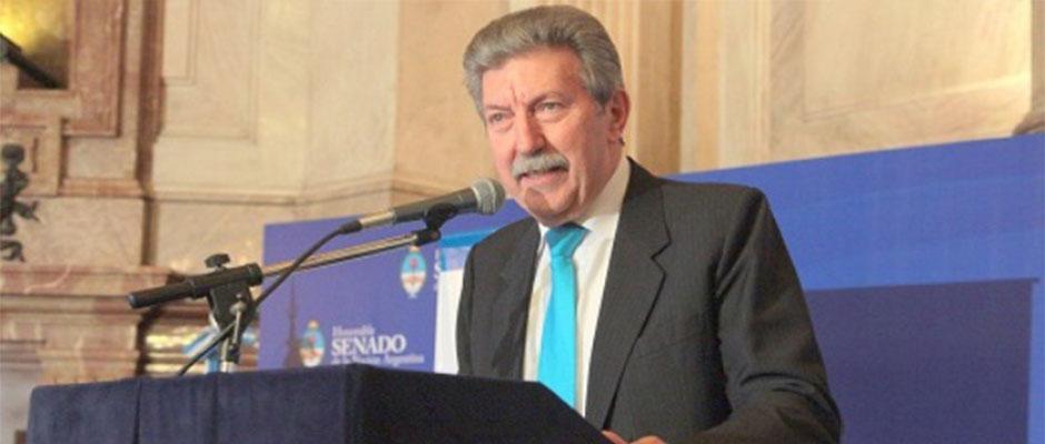 An archive image of Rubén Proietti. ,