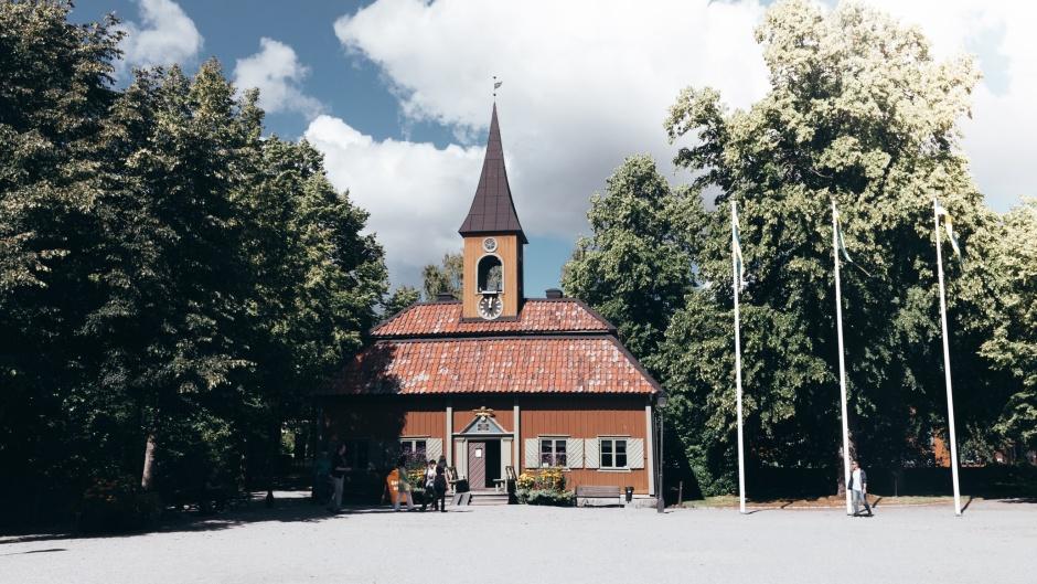"A church building in Sweden. / Photo: <a target=""_blank"" href=""https://unsplash.com/@tiarebalbi"">Tiare Balbi</a>, Unsplash CC0.,"